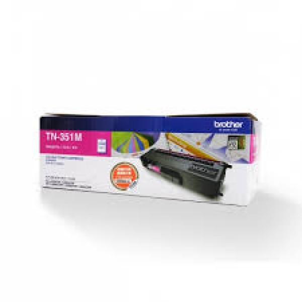 Brother  Magenta Toner TN-351M