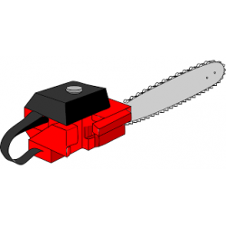 Gergaji Mesin / Chainsaw