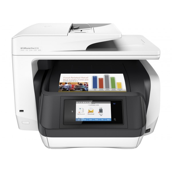 HP Officejet Pro 8720 e-All in- One [A4 Size]